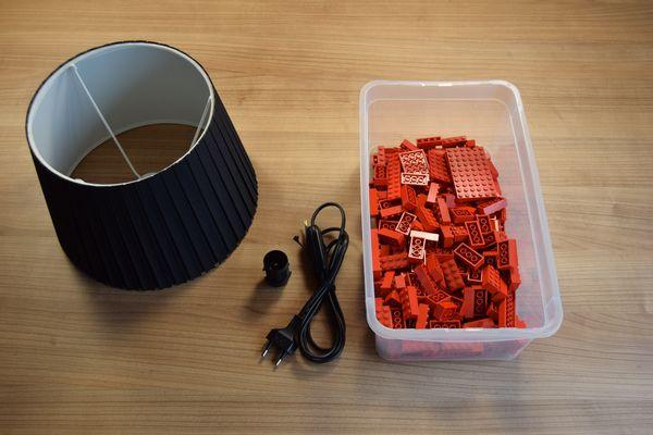 Legolampeanfang