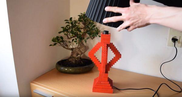 Legolampenschirm